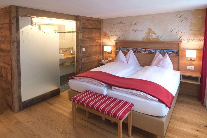 Hotel Alpenblick - Apartment - Interlaken