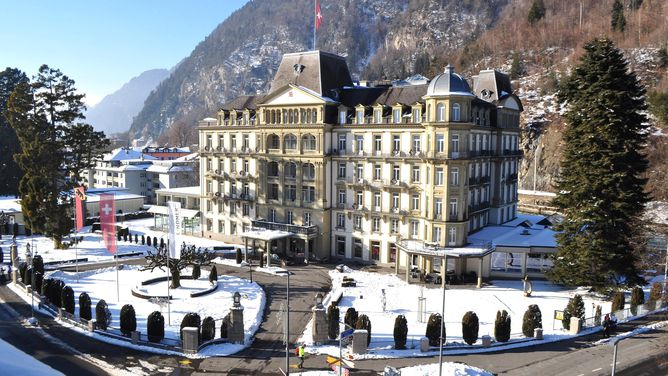 Unterkunft Lindner Grand Hotel Beau Rivage, Interlaken,