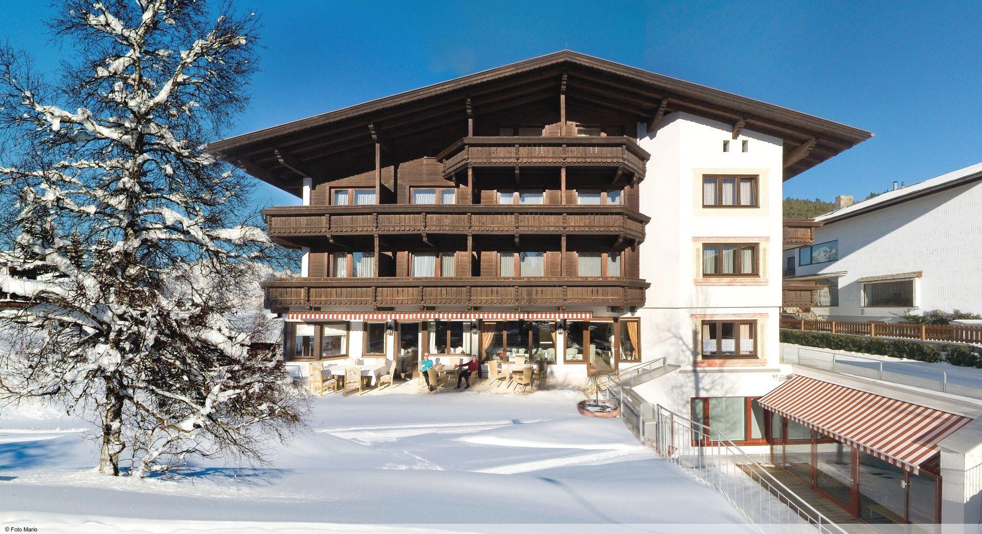 Hotel Seefeld - Hotel Solstein