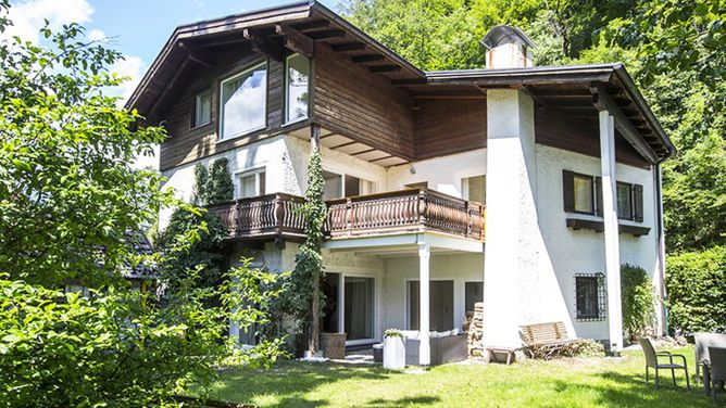 Chalet Lucky Golling