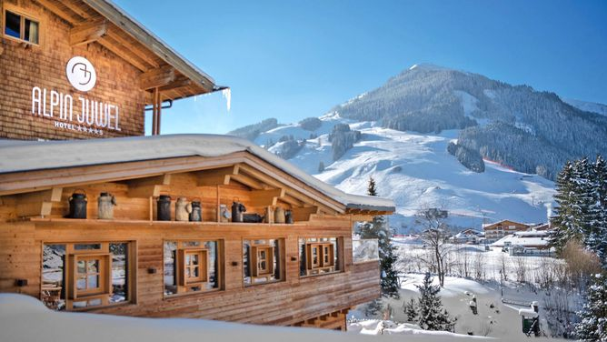 Wellnesshotel Alpin Juwel