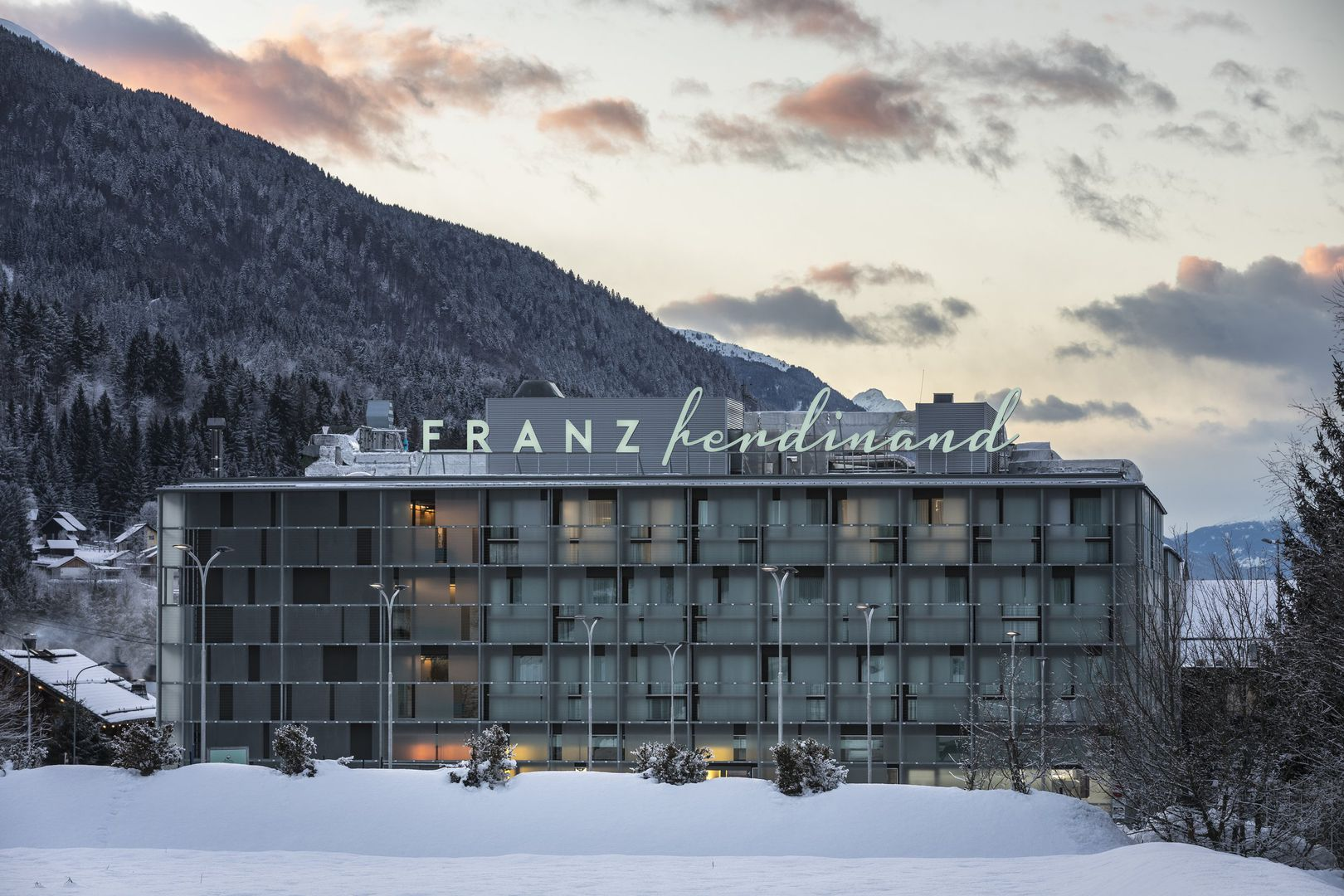 Appartement de vacances Doppelzimmer Du/WC (ca. 21 m²), HP, FRANZ ferdinand Mountain Resort Nassfeld (2052836), Tröpolach, Naturarena Kärnten, Carinthie, Autriche, image 1