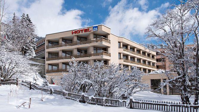 Hotel Quadratscha