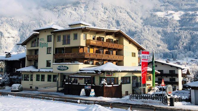 Unterkunft Hotel Alpina, Hippach (Zillertal),