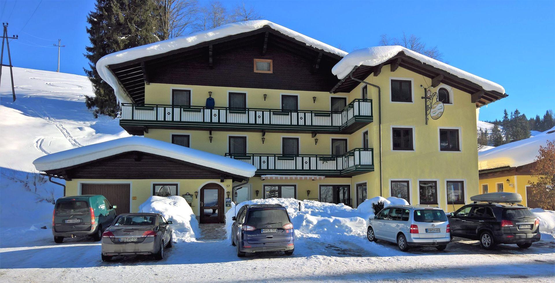 Hotel Landhaus Ausswin...