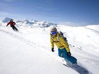 Skigebiet Obertraun