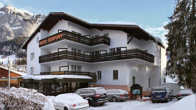 Unterkunft Hotel Surpunt, Laax,