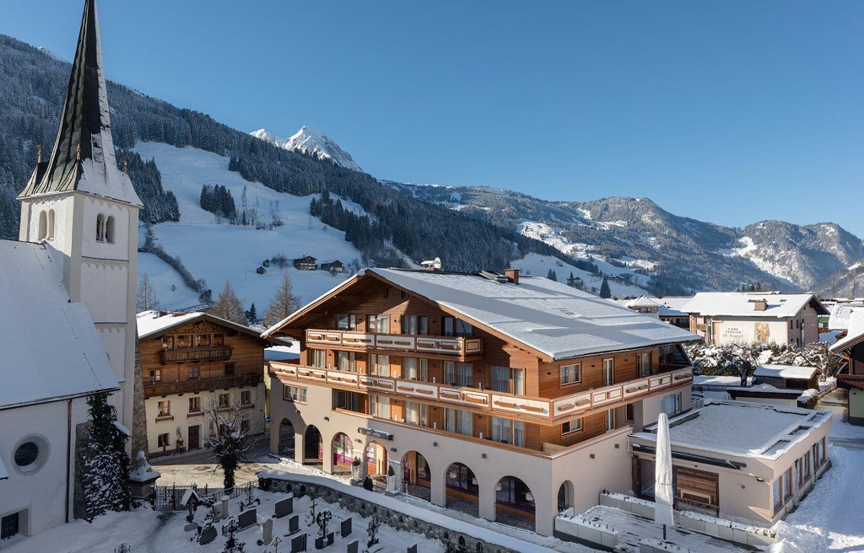 Hotel Dorfgastein - smartHotel