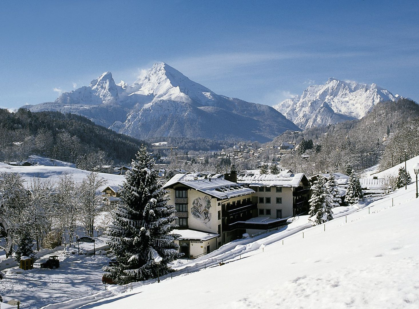 Alpensport-Hotel Seiml...