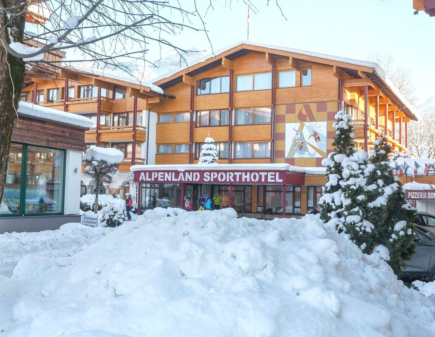 Bekijk informatie over Alpenland Sporthotel Maria Alm - Hotel in Maria Alm