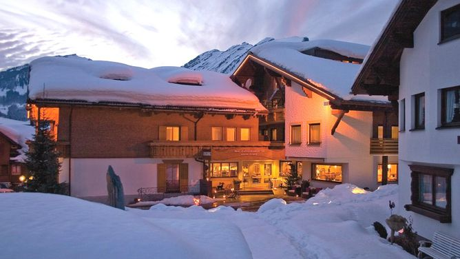 Hotel Apartments Alpenrose