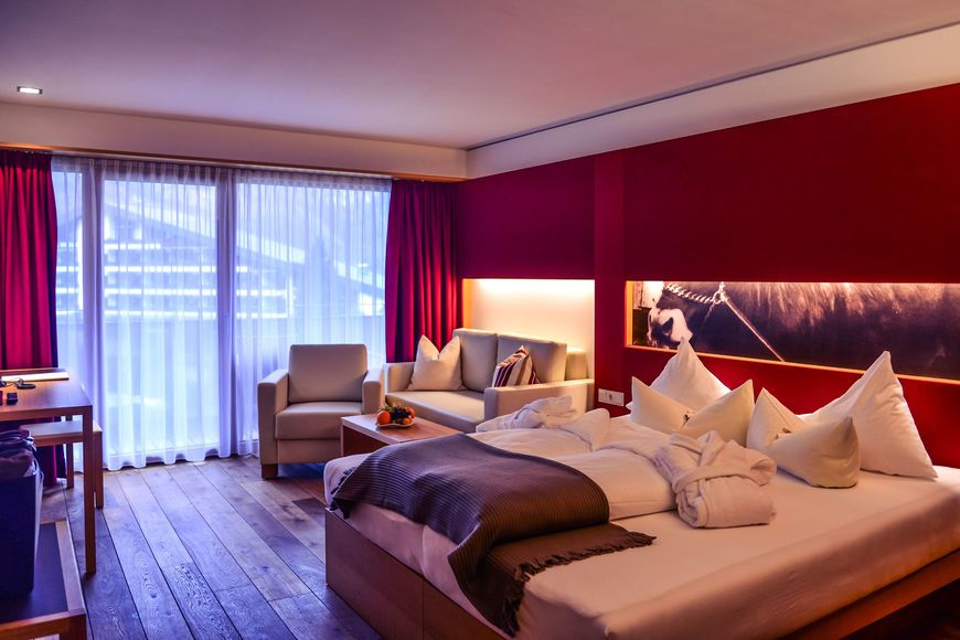 Hotel Sonne Lifestyle Resort (Adults Only) - Apartment - Mellau