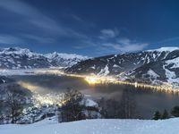 Skigebiet Zell am See,