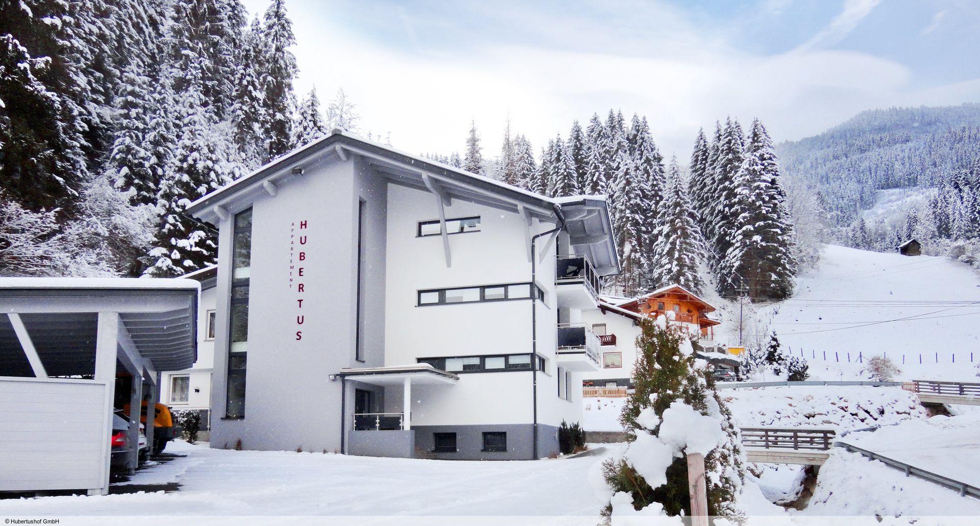 Meer info over Appartementhaus Hubertus  bij Wintertrex