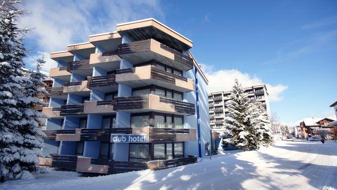 Unterkunft Club Hotel Davos, Davos,