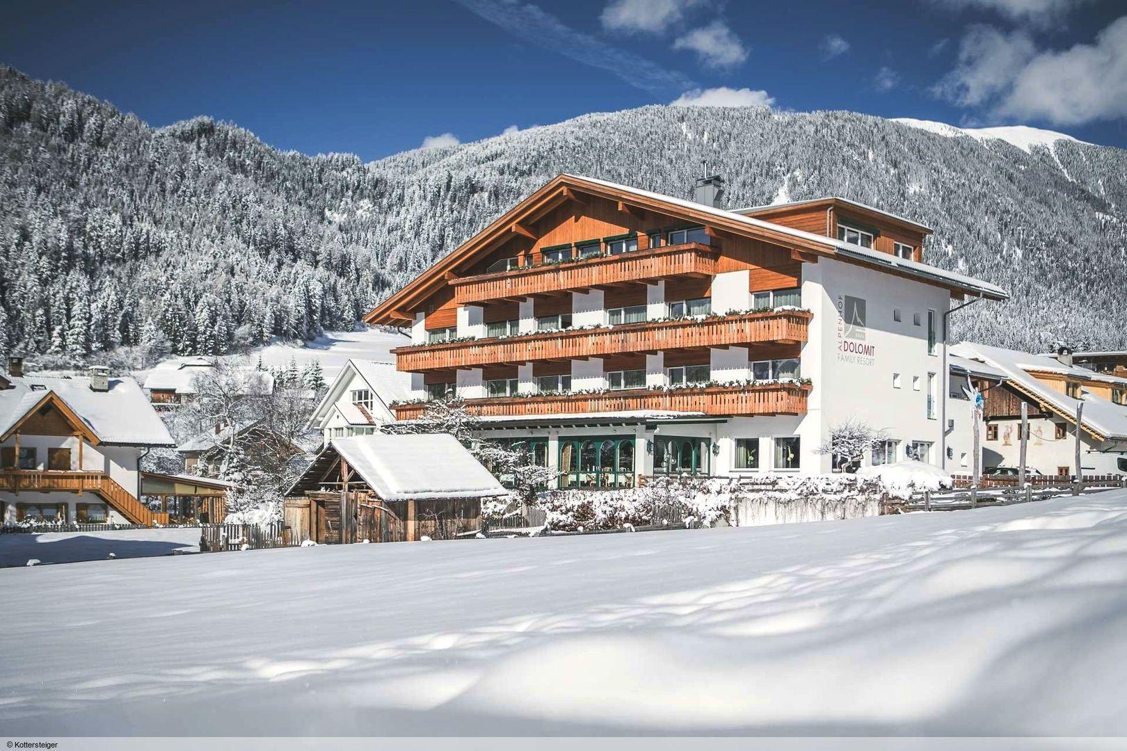 Hotel Alpenhof Dolomit Family Resort