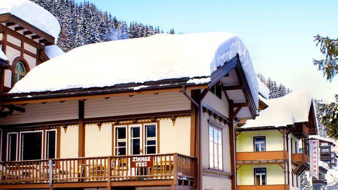 Snowboarder's Palace