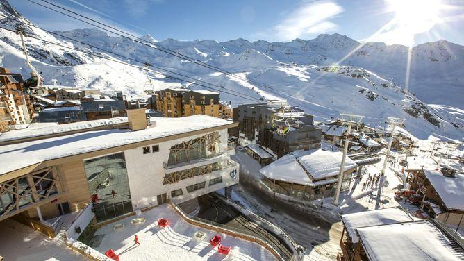 Club Med - Val Thorens Sensations