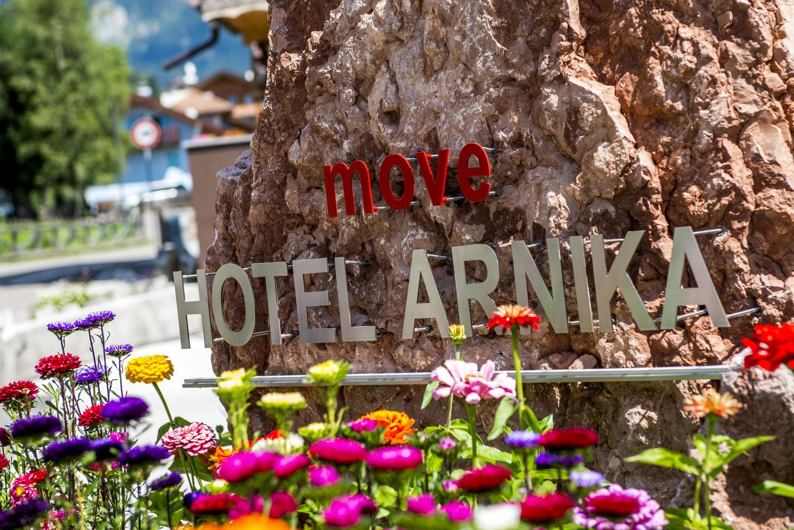 move hotel arnika