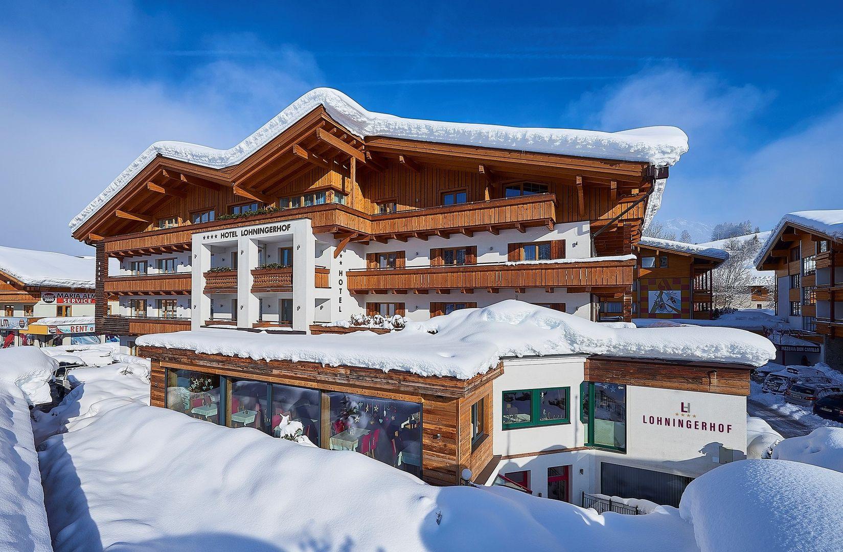 Hotel Lohningerhof - Slide 1