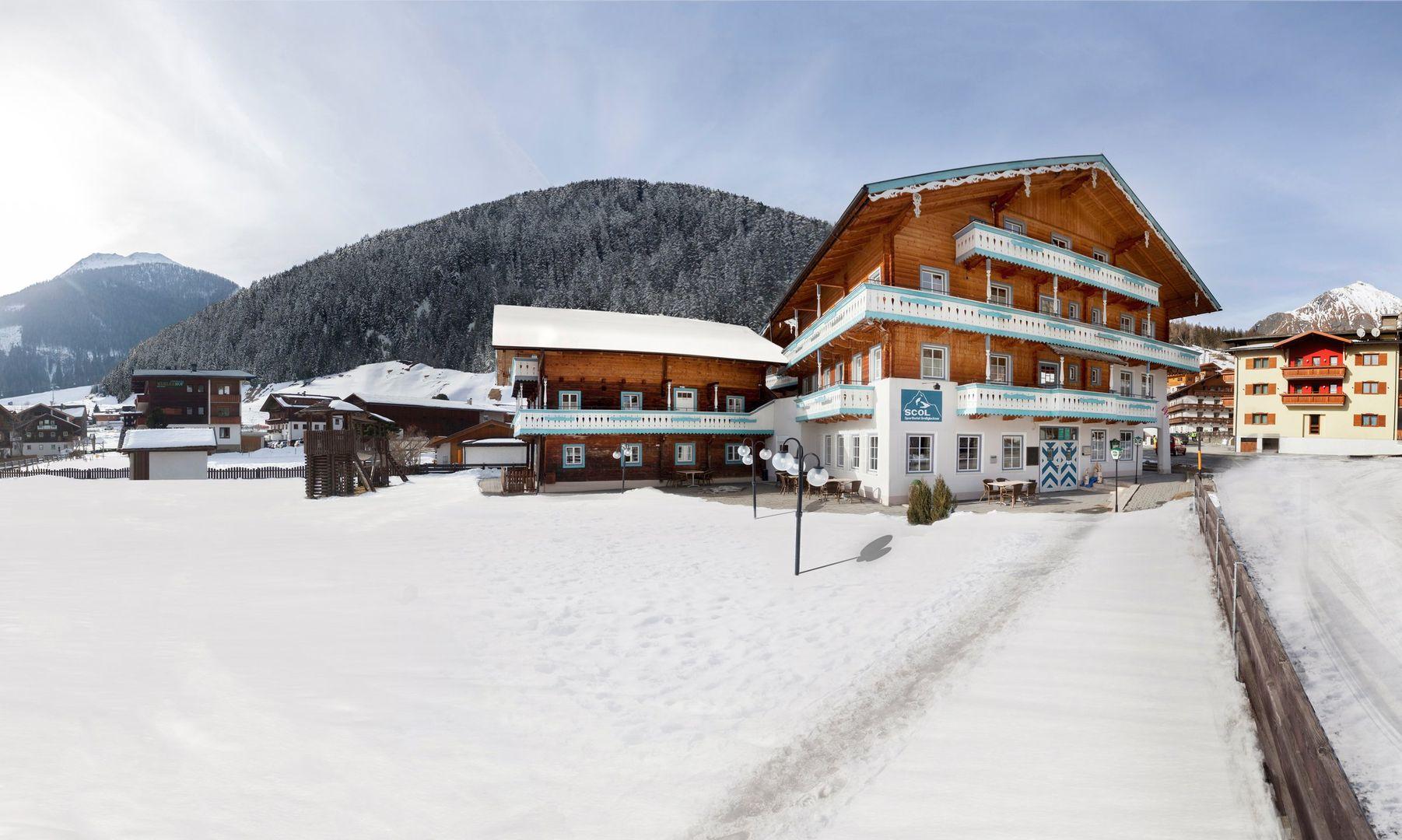 Slide1 - SCOL Sporthotel Grossglockner