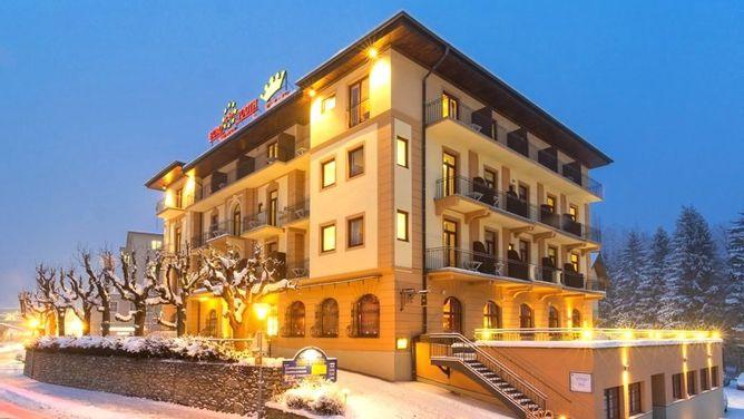 Unterkunft Hotel Euro Youth Krone, Bad Gastein,