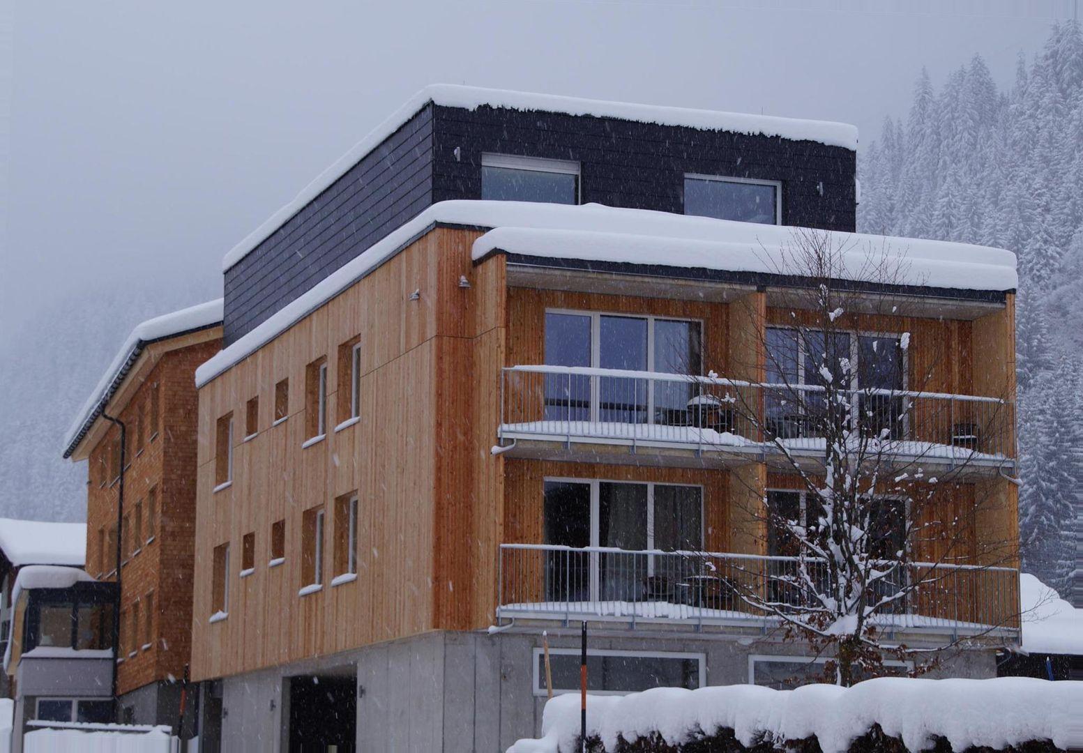 Aparthotel Alpine Lodge Klösterle