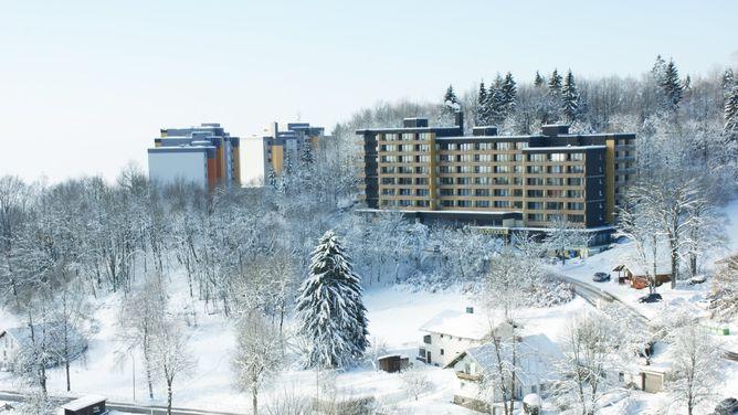 Unterkunft Ferienpark Geyersberg, Freyung,