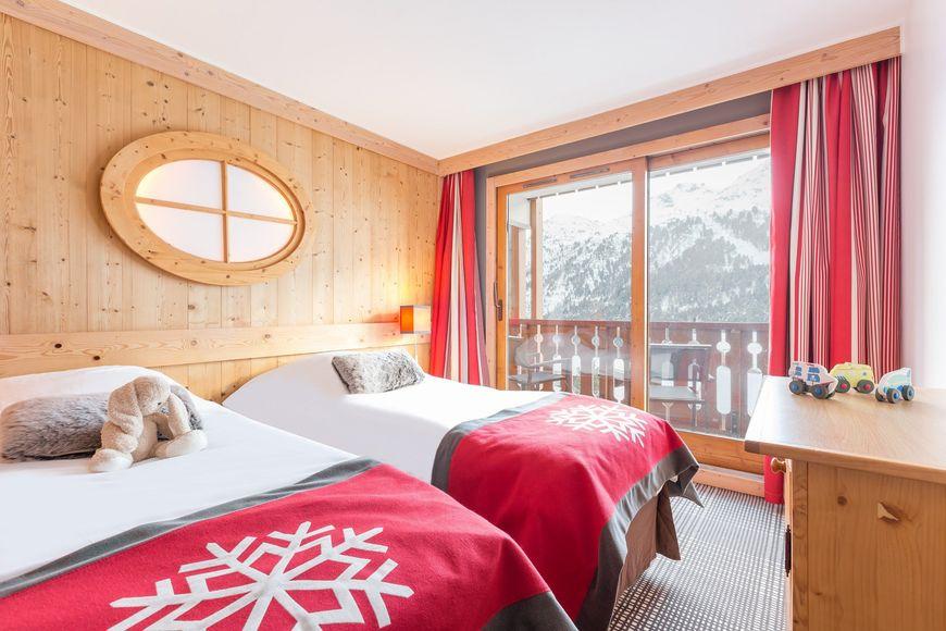Pierre & Vacances premium Les Crêts - Apartment - Méribel