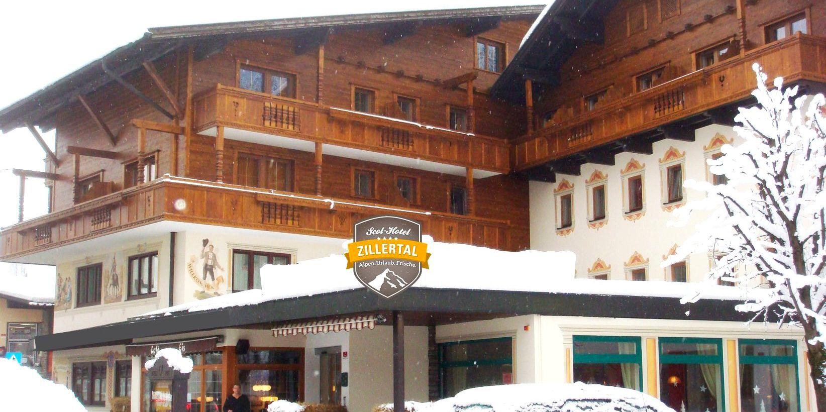 Slide1 - SCOL Sporthotel Zillertal