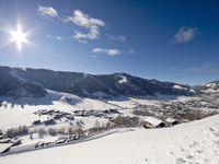 Skigebiet Oberau,