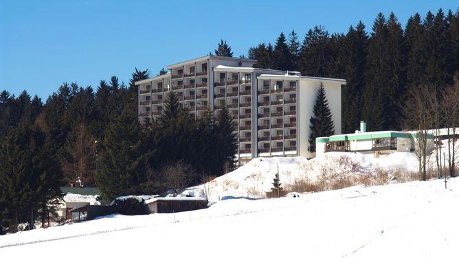 Ferien- und Aparthotel Haus Bayerwald
