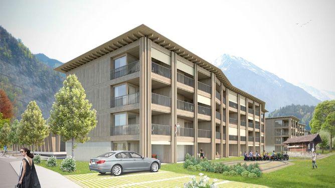 Unterkunft Swisspeak Resort Meiringen, Meiringen,