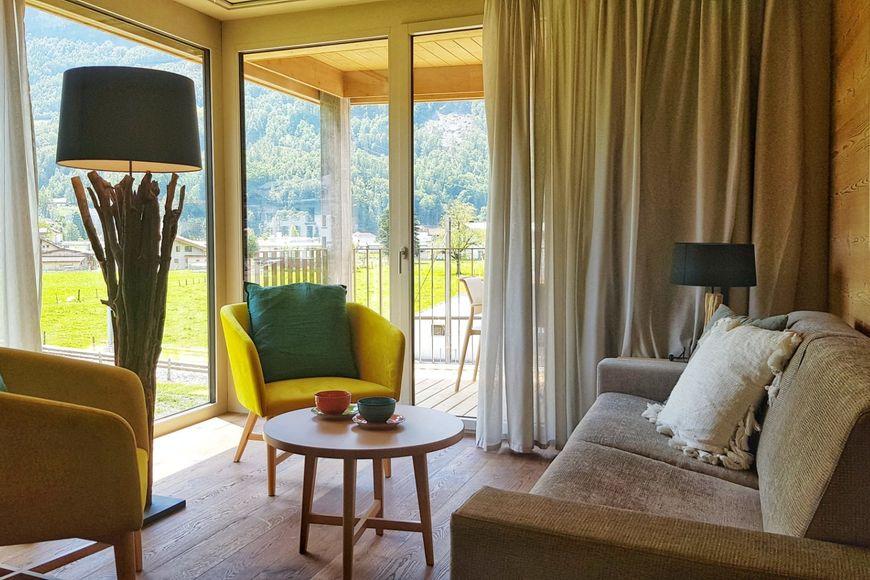 Holiday apartment 4-Pers.-Appartement (ca. 38 m²), OV, Swisspeak Resort Meiringen (2650375), Meiringen, Meiringen - Hasliberg, Bernese Oberland, Switzerland, picture 2