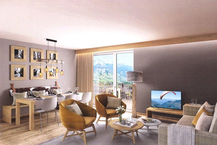 Holiday apartment 4-Pers.-Appartement (ca. 38 m²), OV, Swisspeak Resort Meiringen (2650375), Meiringen, Meiringen - Hasliberg, Bernese Oberland, Switzerland, picture 4