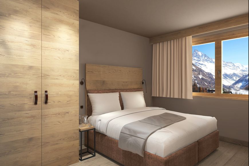 Apartment, sleeps 4