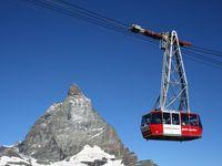 Skiegebiet Zermatt