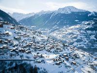 Skigebiet Veysonnaz,