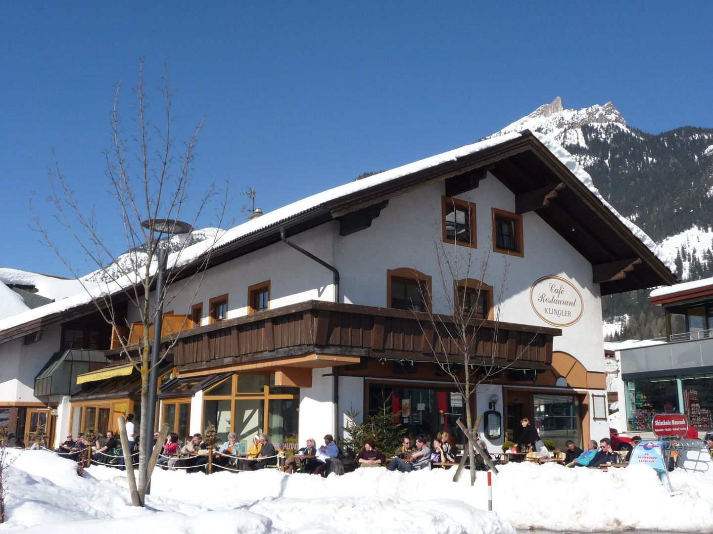 active hotel-pension klingler