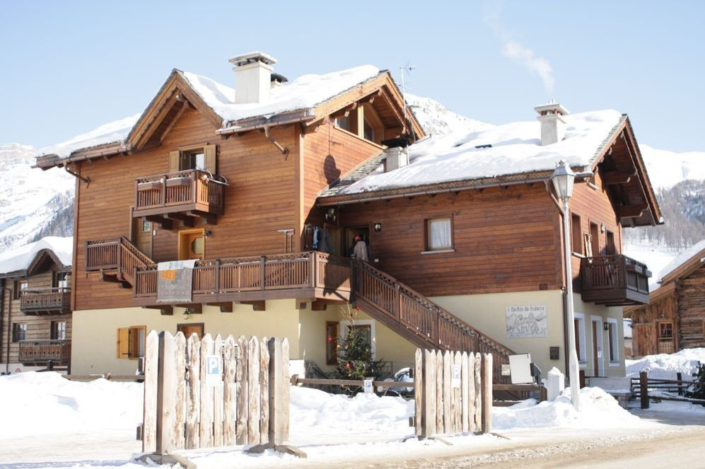 apartments livigno