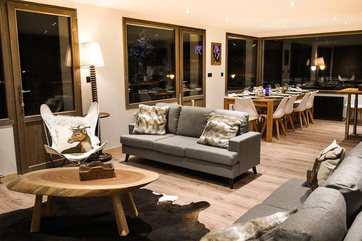 12-Pers.-Appartement (La Flèche d'Or, ca. 100 m²), OV
