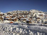 Skigebiet Vercorin