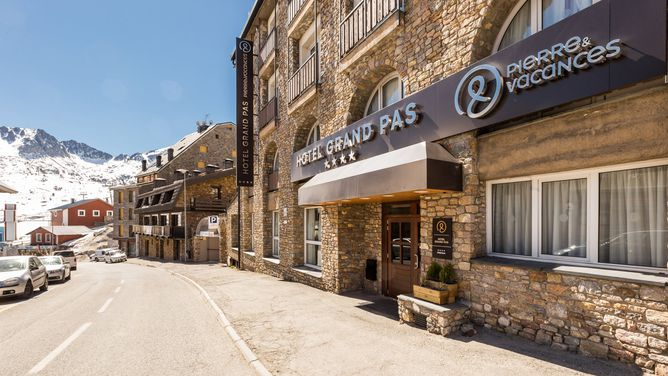 Hotel Grand Pas - Apartment - Pas de la Casa / Grau Roig