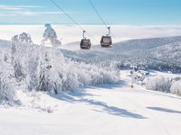 Skigebiet Klaffer am Hochficht,