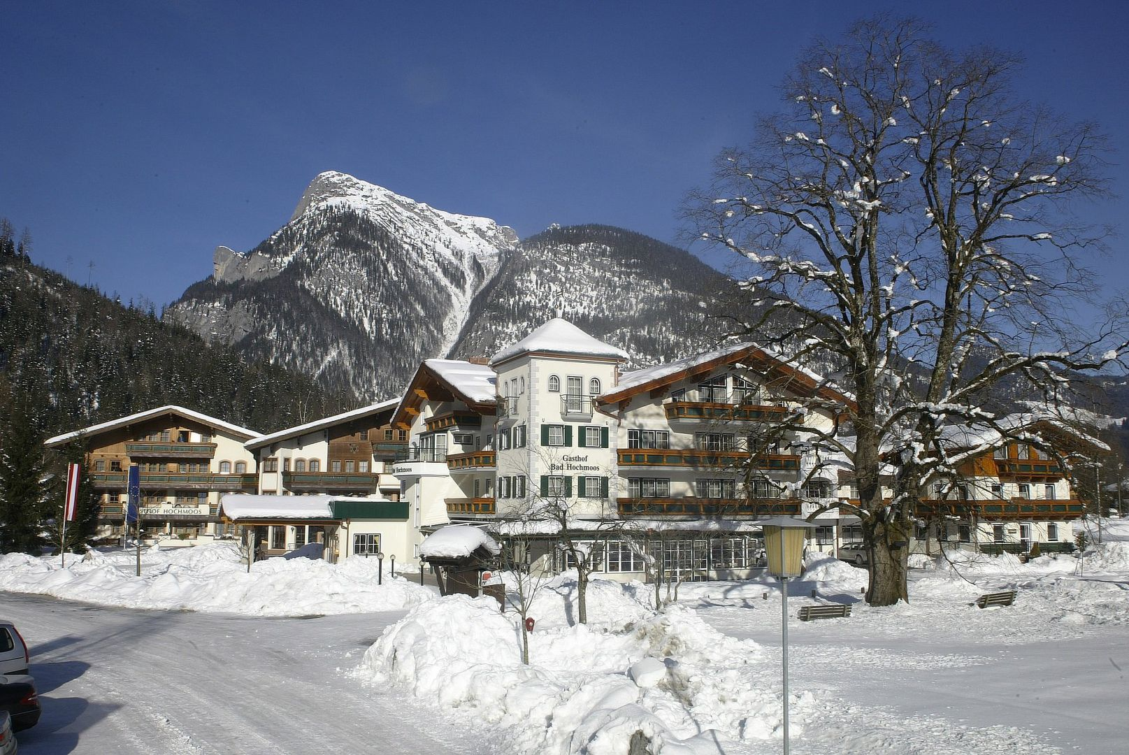 Hotel Gasthof Bad Hoch...