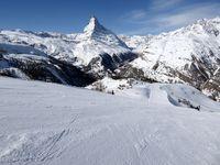 Skigebiet Valtournenche
