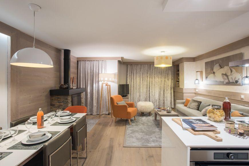 Premium Residence L'Hevana - Apartment - Méribel