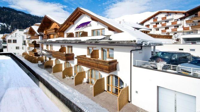 Unterkunft Hotel Amadeus-Micheluzzi, Serfaus-Fiss-Ladis,