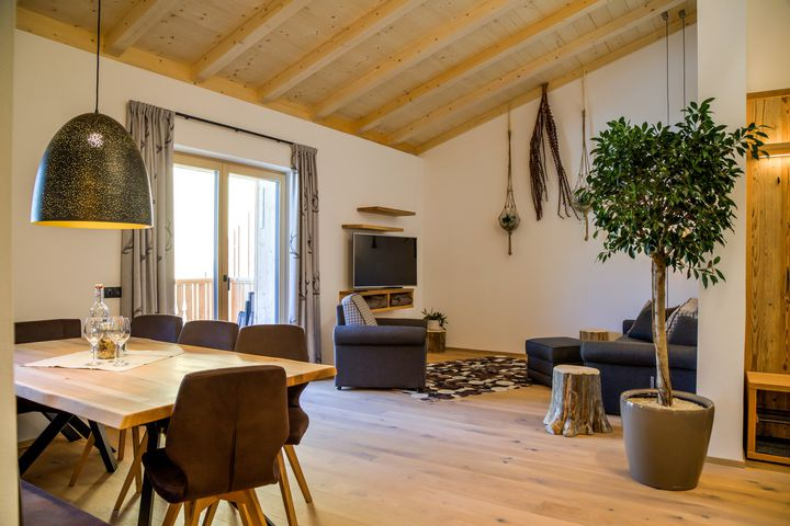 4-Pers.-Appartement (Lärche Alm Lodge, ca.56 m²), ÜF