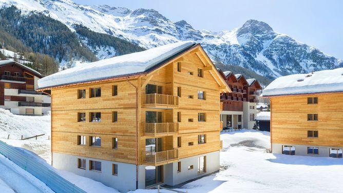 Unterkunft Swisspeak Resort Zinal, Zinal,